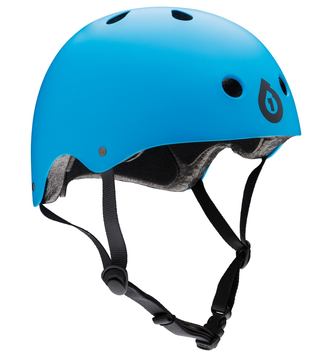 661 Dirt Lid Stacked helm blauw