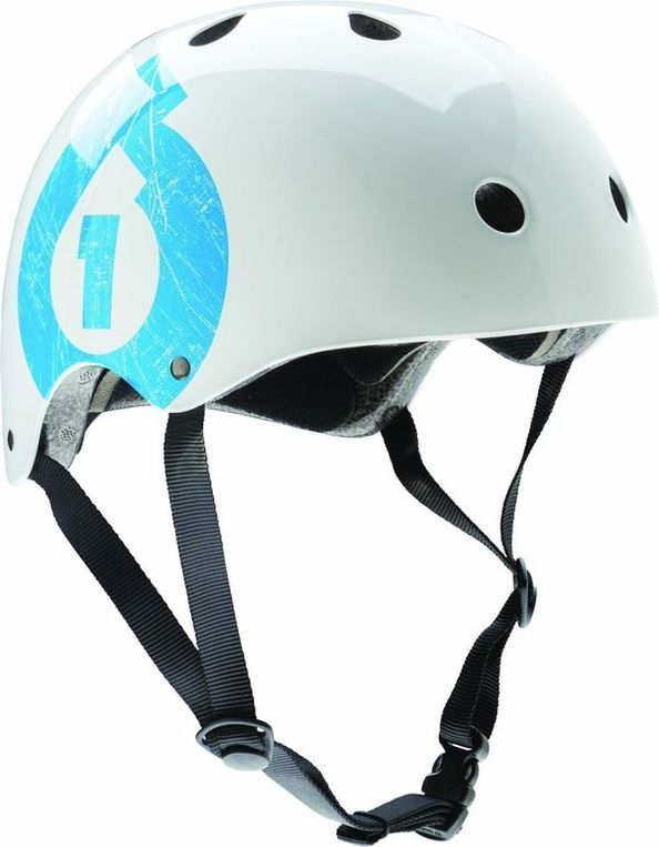 661 Dirt Lid Icon helm wit