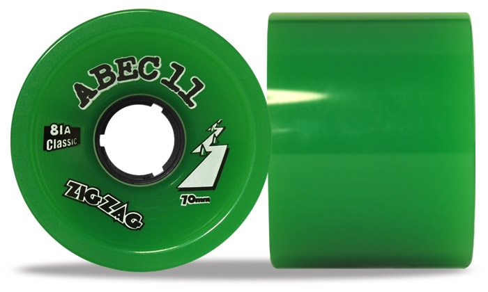ABEC 11 Classic ZigZags 70 mm