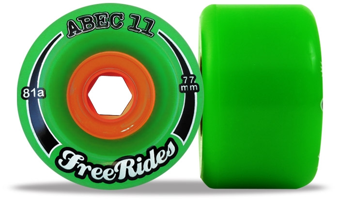 ABEC 11 Classic FreeRides 77 mm