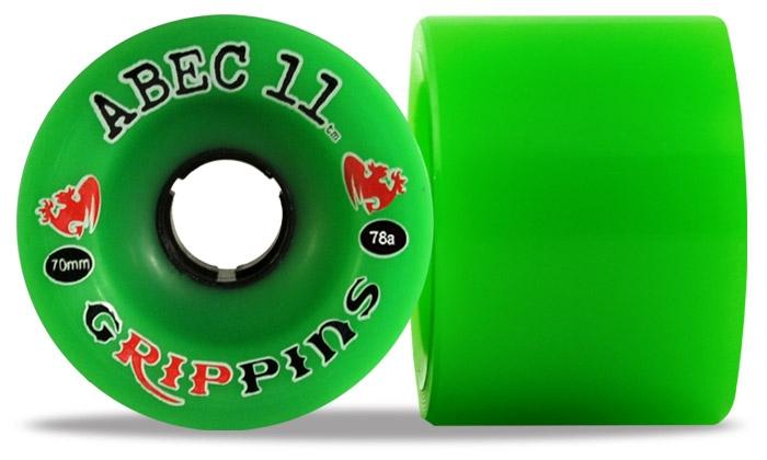ABEC 11 Grippins 70mm