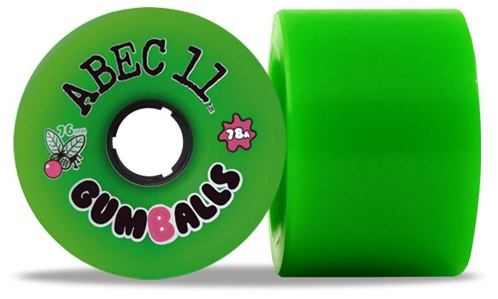 ABEC 11 Gumballs 76 mm