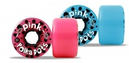 ABEC 11 Polka Dots 62mm