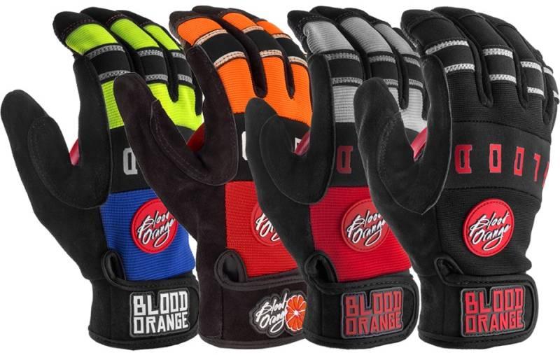 Blood Orange Slide Gloves