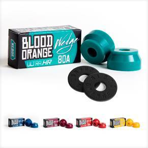 Blood Orange wedge bushing