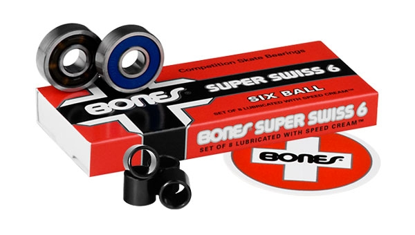 Bones Super Swiss 6 lagers
