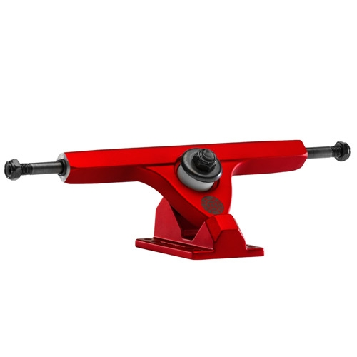 "Caliber II Fifty 10"" trucks Satin Red"