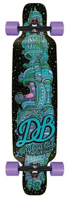 DB Longboards Cosmonaut V2