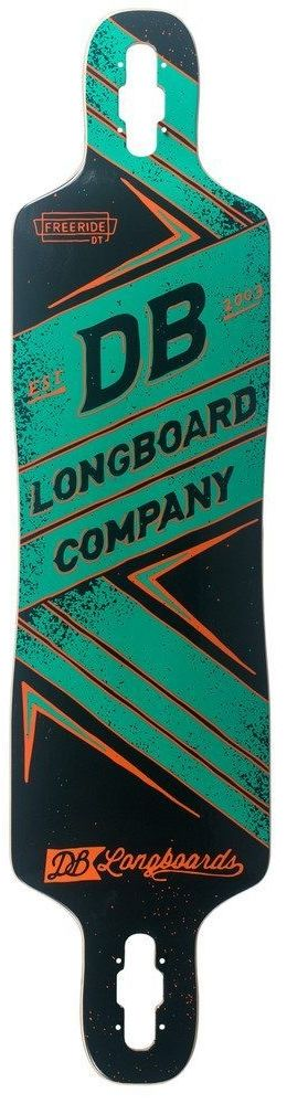 "DB Longboards Freeride DT 41"" Deck only"