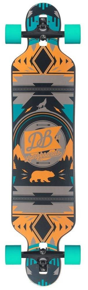 DB Longboards Urban Native 40""
