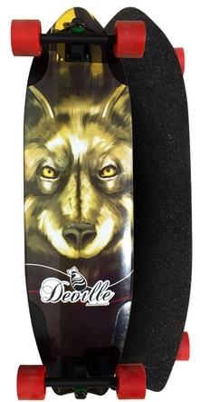 """Deville Coyote 36"""" Longboard"""