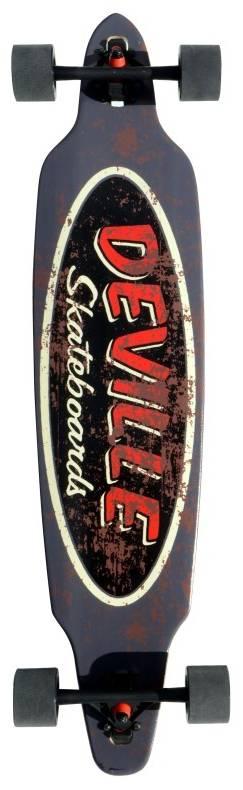 """Deville Rat Rod 42"""" Longboard"""