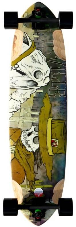 """Deville Tombstone 37"""" Longboard"""