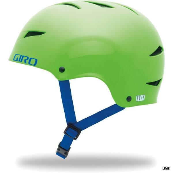Giro Flak Helm Groen
