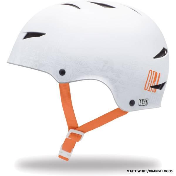 Giro Flak Helm Wit