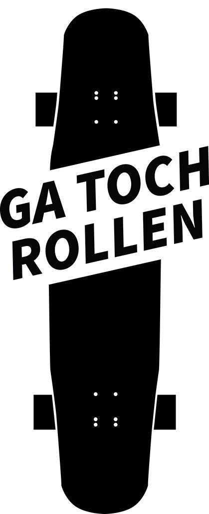 GS Ga Toch Rollen T-shirt