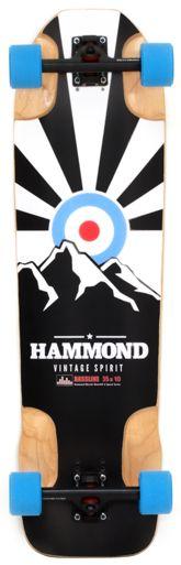 Hammond Bassline