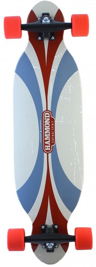 "Hammond Piper 34"" Longboard"