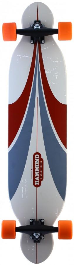 "Hammond Piper 40"" Longboard"