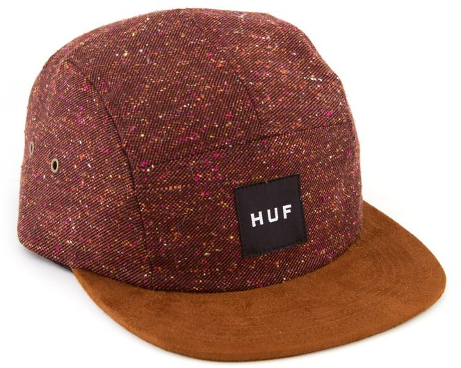 HUF Tweed Volley Cap