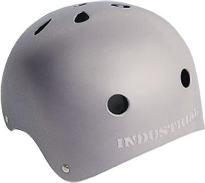 Industrial Helm Zilver