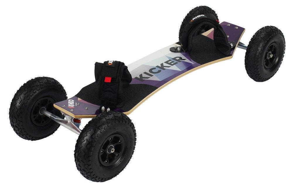 "Kheo Kicker 9"" v3 mountainboard"