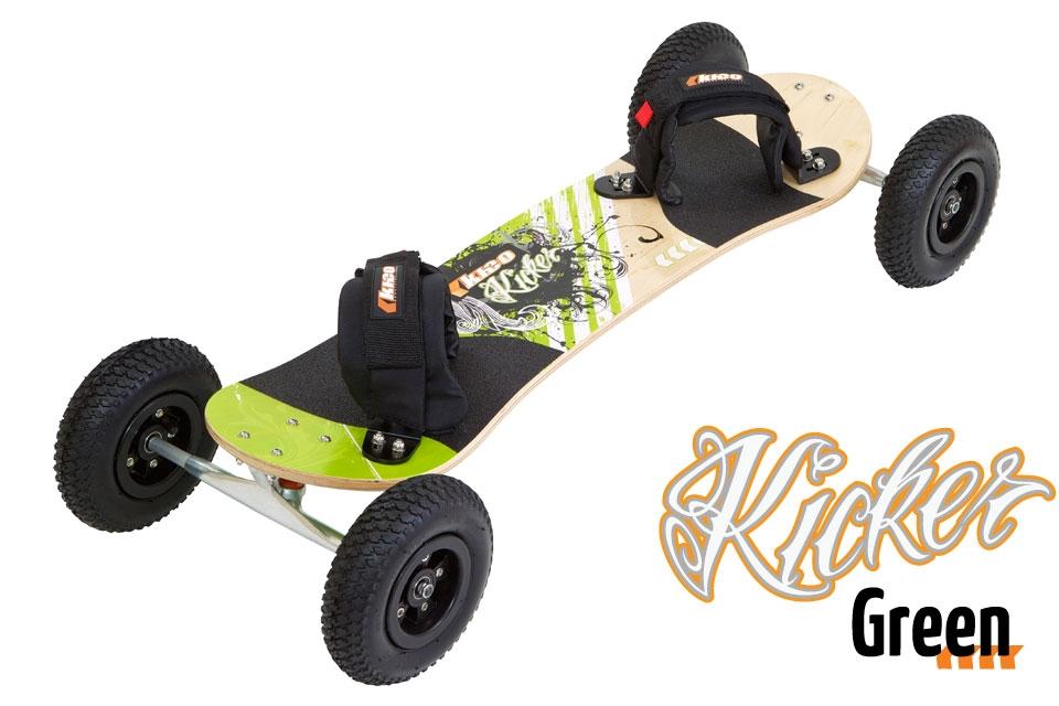 Kheo Kicker groen