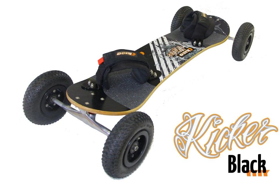 Kheo Kicker zwart