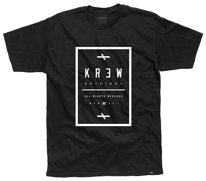KR3W Quadrant Zwart