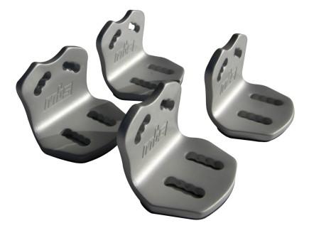 MBS Aluminium L-bracket