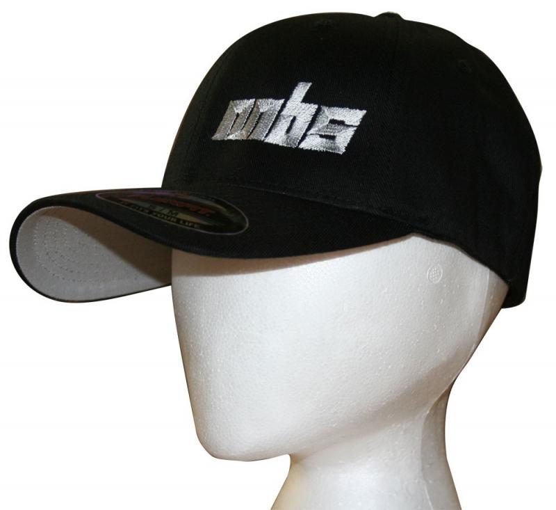 MBS flexfit pet zwart