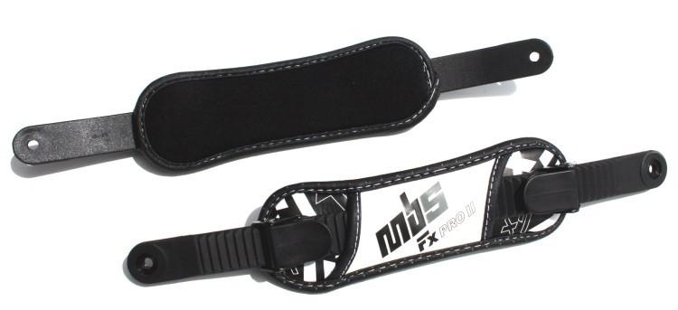 MBS Fx Pro II heel straps