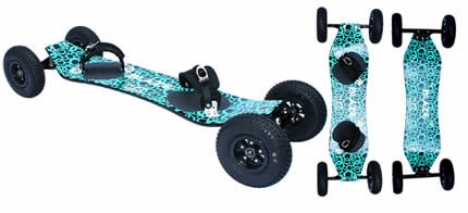 N:XT Blaze mountainboard