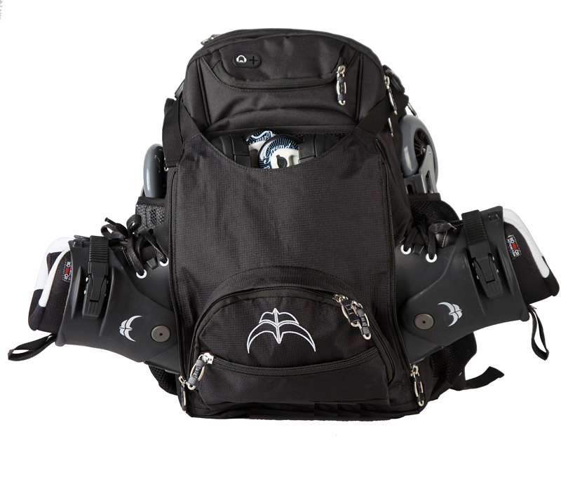 Razors Metro Backpack black/white