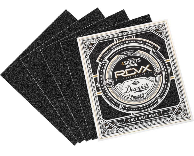 RDVX griptape sheets