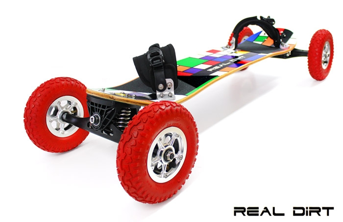 Real Dirt Pro mountainboard