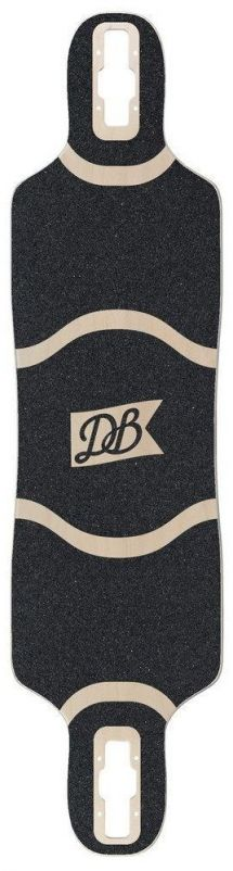 "DB Longboards Freeride DT 38"" Deck only"