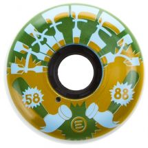 Eulogy Chris Haffey Vintage Pro Wheel 58mm/88A