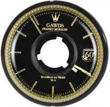 Gawds pro wheels Franky Morales 60mm/90a black, 4-Pack