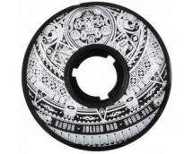 Gawds pro wheels Julian Bah 60mm/89a black, 4-Pack