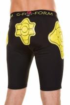 G-Form Crash Short Geel