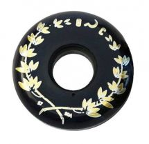 Ground Control Wheel Crest 57mm 90A black