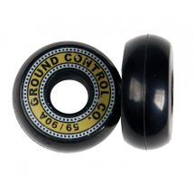 Ground Control Wheel Filmstrip II 59mm 90A black/yellow