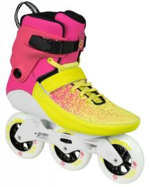 Powerslide  Swell Multicolor Flare 100 TRI inline skates