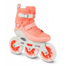 Powerslide swell SKA Peach 125mm inline skates