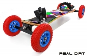 Real Dirt Free Ride mountainboard
