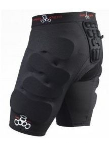 Triple Eight BMX Bumsaver Padded Shorts