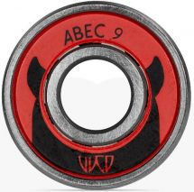 Wicked ABEC 9 8-pack lagers